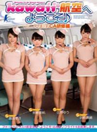 kawaii* 歡迎體驗巨乳空姐的服務