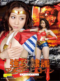 【G1】強攻隷屬美漫女英雄 榮譽女俠