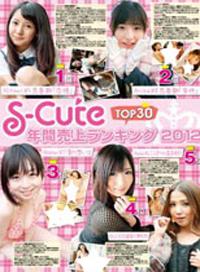 S-Cute 年度銷量排行2012 TOP30