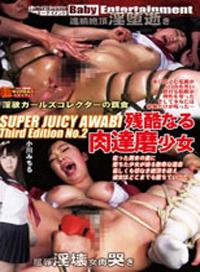 SUPER JUICY AWABI Third Edition No.2 渴望父愛的少女 小川みちる
