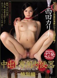 專屬內射肉便器 特別篇 西田カリナ
