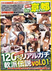 120%真實軟體少女 vol.01
