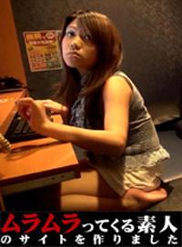 突擊採訪網路咖啡廳傳聞的打工女孩!進入單間揭曉真相