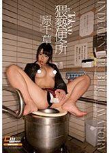 公共廁所的猥褻 in Tokyo 原千草