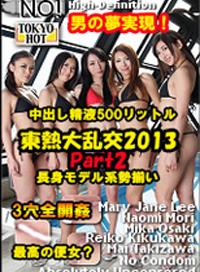 東熱大亂交2013 Part2