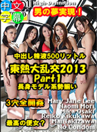 東熱大亂交2013 Part1